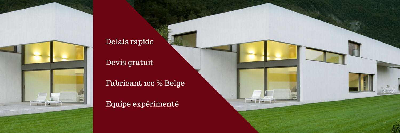 Delais-rapideDevis-gratuitFabricant-100-BelgeEquipe-expérimenté-1